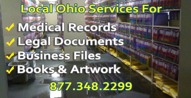 ohio document restoration services