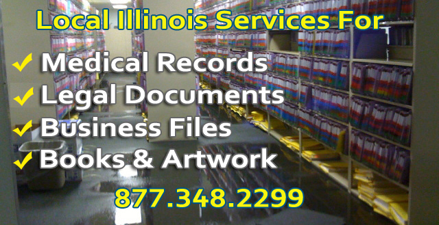 illinois document restoration service