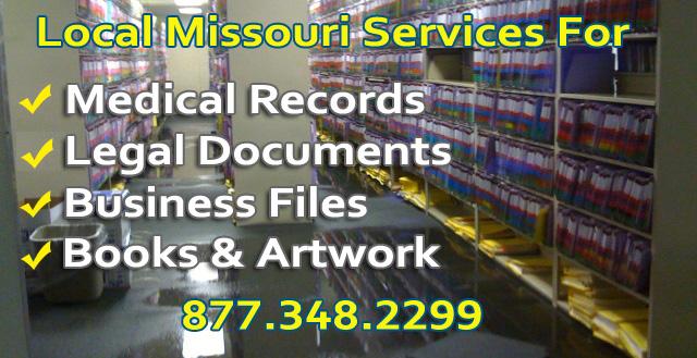 missouri document restoration service